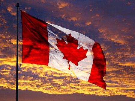 Our Home and Native Land…The True North Strong and Free. How did we not see this coming?
